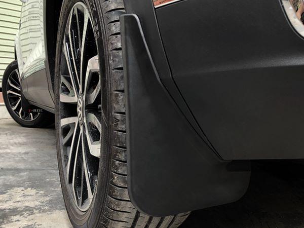 Брызговики VW T-Roc (оригинал стиль) 4