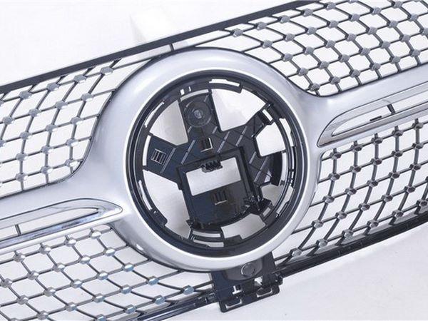 Решётка MERCEDES GLE W167 - Diamond 2