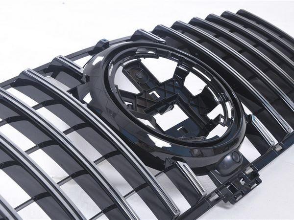 Решётка MERCEDES GLE W167 - GT стиль 3
