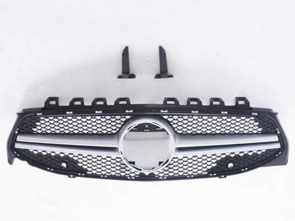 Решётка MERCEDES CLA C118 - AMG стиль 3