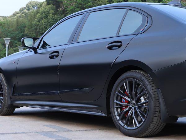 Брызговики BMW 3 Series G20 (2019+) - оригинал 3