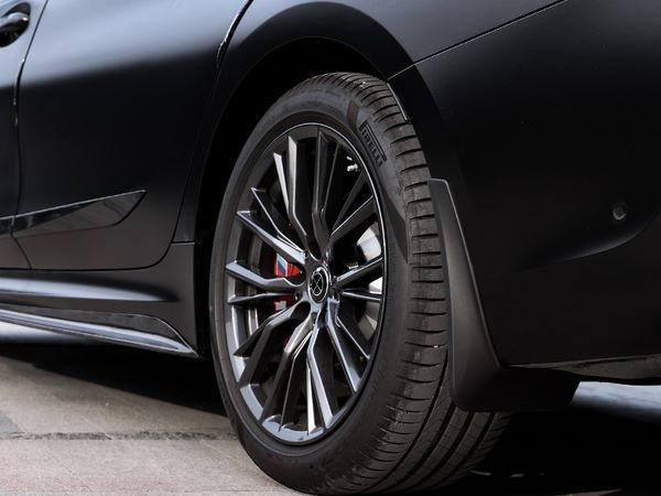 Брызговики BMW 3 Series G20 (2019+) - оригинал 4