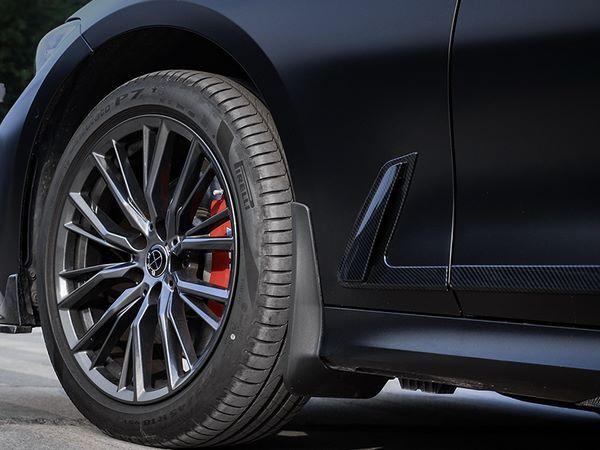 Брызговики BMW 3 Series G20 (2019+) - оригинал 5
