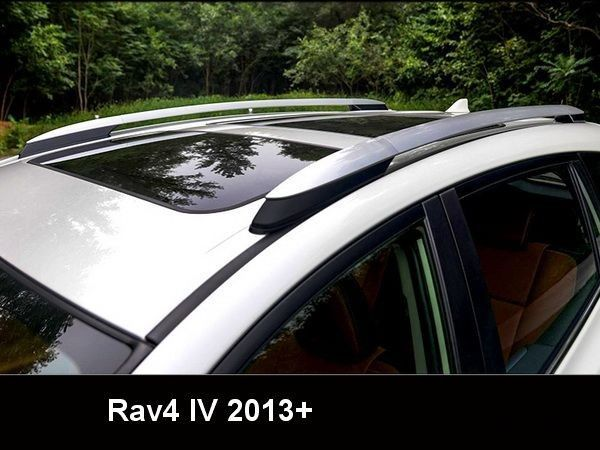 Рейлинги TOYOTA Rav4 IV XA40 (2013-) - OEM