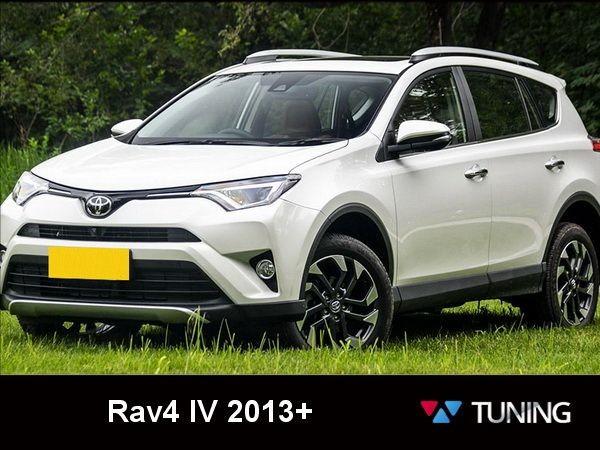 Рейлинги TOYOTA Rav4 IV XA40 (2013-) - OEM - фото #2