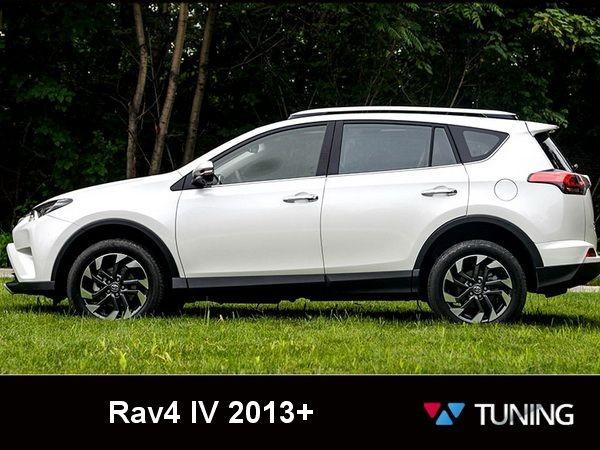 Рейлинги TOYOTA Rav4 IV XA40 (2013-) - OEM - фото #3