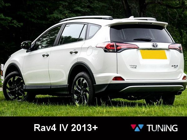 Рейлинги TOYOTA Rav4 IV XA40 (2013-) - OEM - фото #4