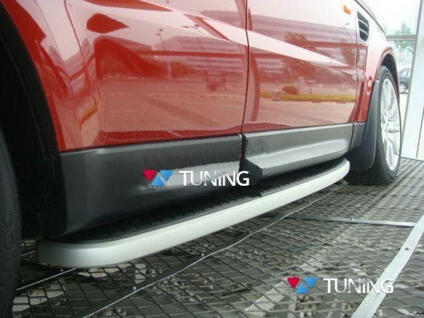 Пороги боковые Range Rover Sport (L320; 2005-2013) - OEM оригинал - фото 2