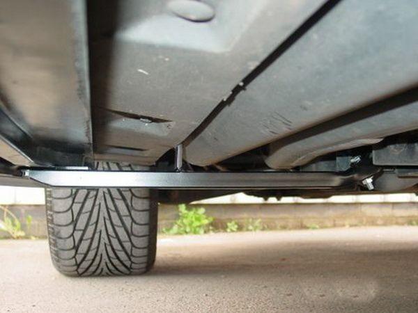 Пороги боковые Range Rover Sport (L320; 2005-2013) - OEM оригинал - установка 2