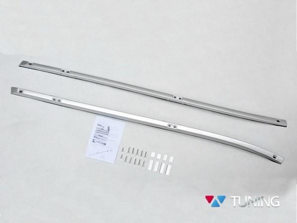 Рейлинги HONDA CR-V IV (2012-) интегрированные - фото #8