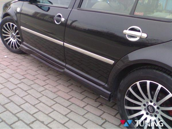 Хром мыльнички под ручки VW Bora A4 (1998-2005)