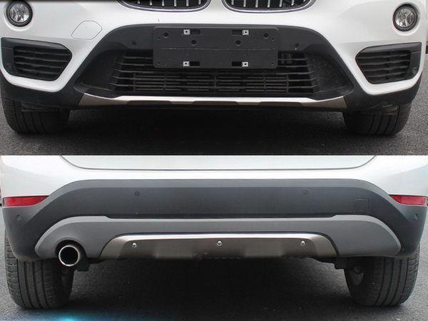 Комплект накладок под бампера BMW X1 F48 (2015-)