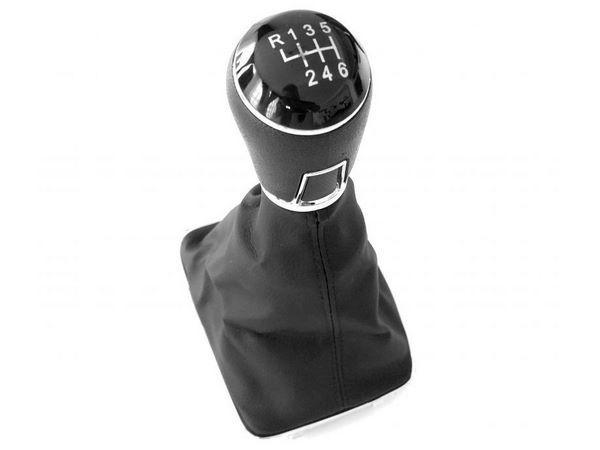 Ручка КПП с чехлом VW Golf 7 VII 5 передач 1