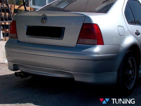 Юбка задняя VW Bora A4 (1998-2005) Sedan
