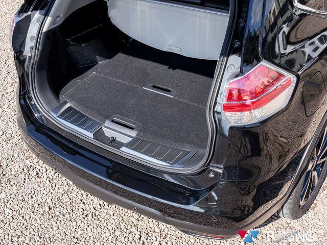 Защитная накладка на порог багажника NISSAN X-Trail T32 - фото 2