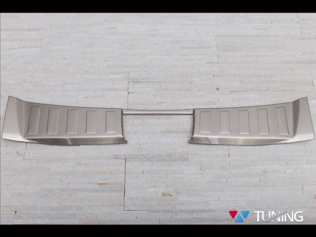 Защитная накладка на порог багажника NISSAN X-Trail T32 - фото 3