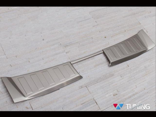 Защитная накладка на порог багажника NISSAN X-Trail T32 - фото 4