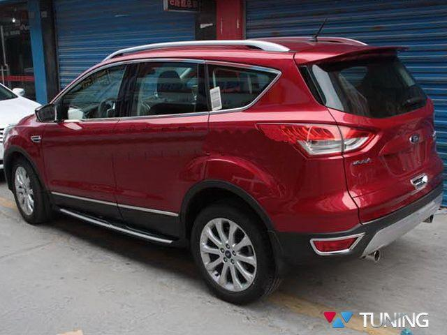 Спойлер FORD Kuga II (2013-) - ABS пластик 3