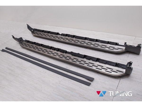 Пороги боковые VOLVO XC90 (2016-) OEM
