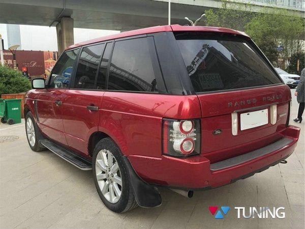 Пороги боковые Range Rover III / L322 Vogue - OEM оригинал - фото 5