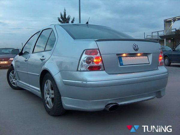 "Накладки на пороги VW Bora A4 (98-05) ""Meliset"""