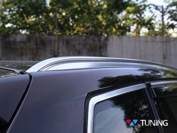 Рейлинги BMW X5 F15 - OEM оригинал стиль - фото #3