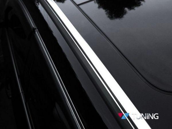 Рейлинги BMW X5 F15 - OEM оригинал стиль - фото #4