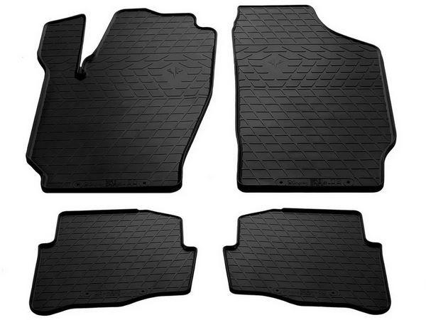 Резиновые коврики VW Polo Mk4 (01-09) - Premium