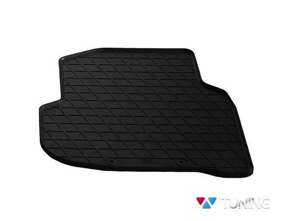 Резиновый коврик VW Polo Mk5 6R Sedan - Premium - задний