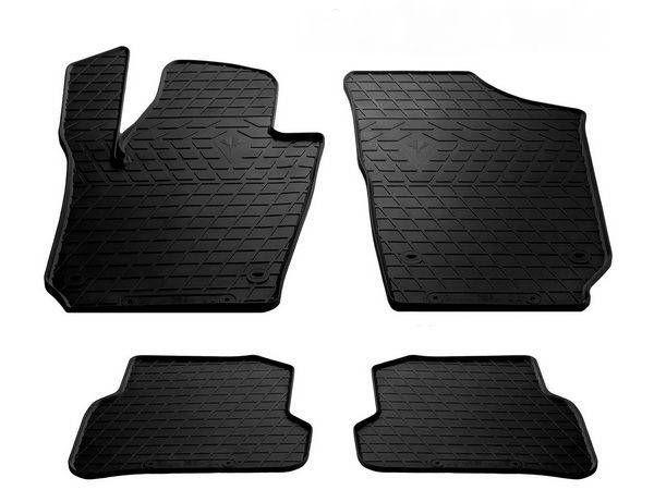 Резиновые коврики VW Polo Mk5 6R Hatchback - Premium