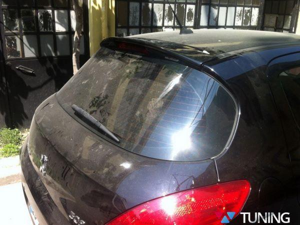 Спойлер PEUGEOT 308 I (2007-2013) 5D Hatchback 4