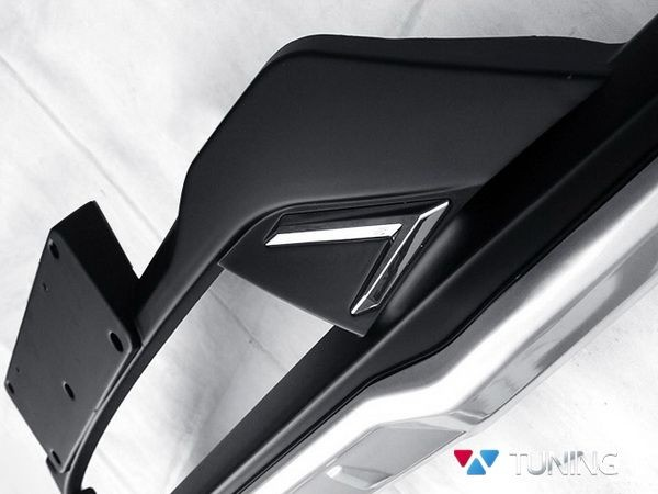 ABS Накладка на передний бампер KIA Sportage IV (2016-)