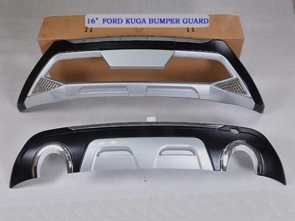Накладки переднего и заднего бампера FORD Kuga II (2017-)