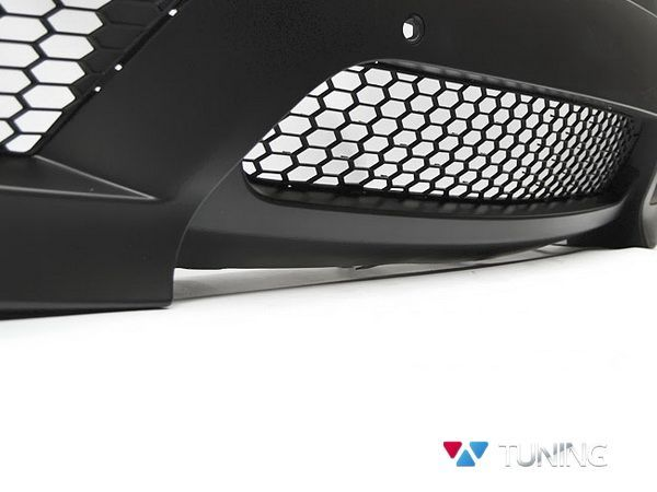 Бампер передний и арки BMW X5 E70 рестайл - M Style - фото #2