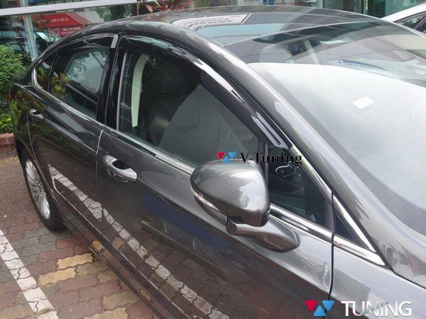 Ветровики FORD Mondeo V (2014-) Sedan / Liftback - HIC