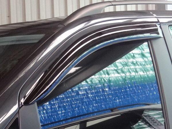 Дефлекторы окон MERCEDES V-Class / Vito W447 (2014-) HIC