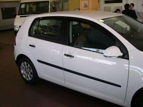 Ветровики VW Golf VI (2008-2012) 5D Hatchback HIC