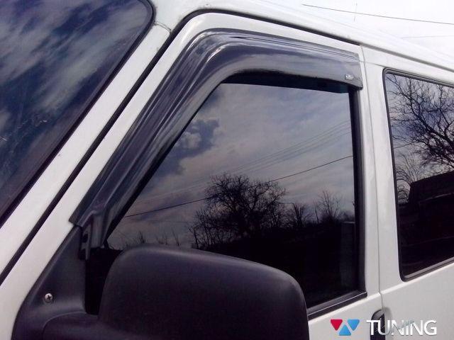 Ветровики VW T4 Transporter / Caravelle (1990-) HIC