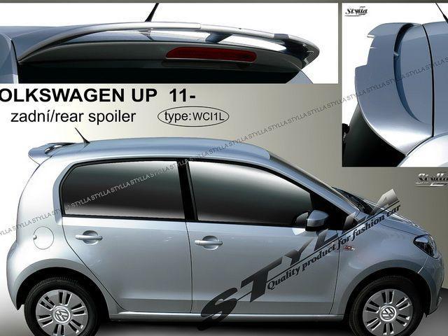 Спойлер козырёк VW Up (2011-) STYLLA WCI1L