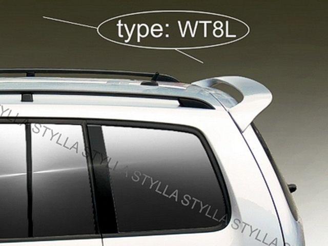 Спойлер VW Touran I (2003-2010) STYLLA WT8L