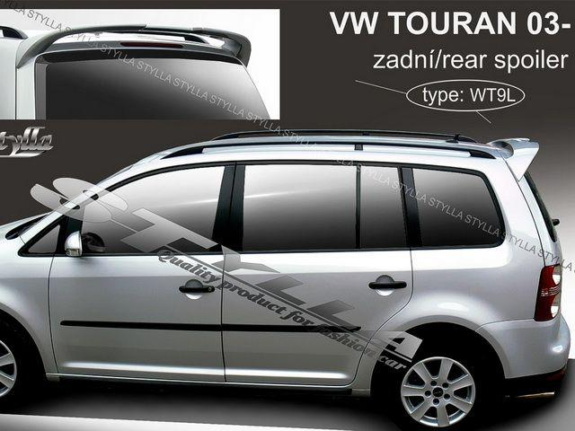 Спойлер VW Touran I (2003-2010) STYLLA WT9L