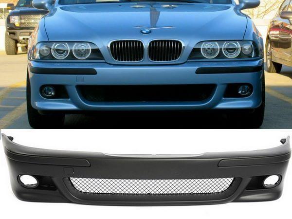 BMW E39 бампер передний M5 стиль 1