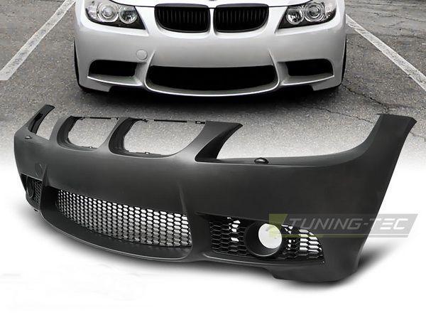 """Бампер передний BMW E90 / E91 (09-12) """"M3"""" без парктроников"""