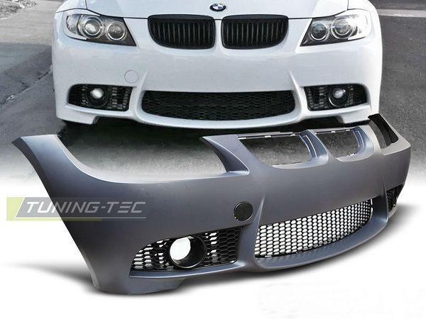 """Бампер передний BMW E90 / E91 (05-08) """"M3"""" без парктрников"""