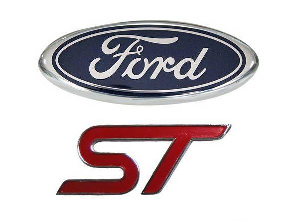 "Бампер передний FORD Focus III (11-14) ""ST"""