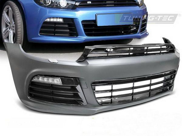 "Бампер передний VW Scirocco III (08-14) ""R Look"""