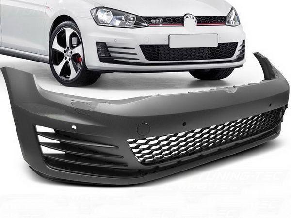 """Бампер передний VW Golf 7 VII (13-15) """"GTI Style"""""""