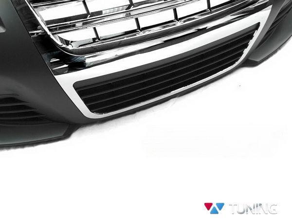 """Бампер передний VW Passat B5+ 3BG (01-05) """"B6 Look"""""""