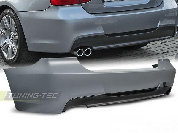 """Бампер задний BMW E90 FL (09-12) """"M-пакет"""" без парктроников"""