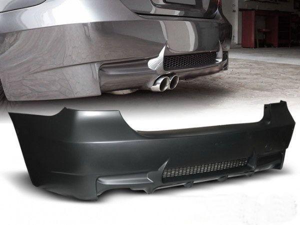 """Бампер задний BMW E90 (05-12) """"M3"""" без парктроников"""